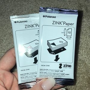 Polaroid Accessories 30 Pack 2x3 Premium Zink Paper Poshmark